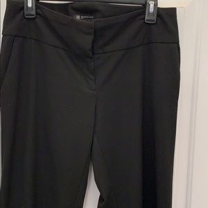 INC 10P black trousers